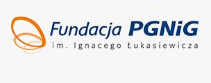 Logo fundacji PGNiG